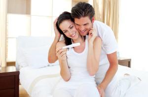 mens symptomer gravid