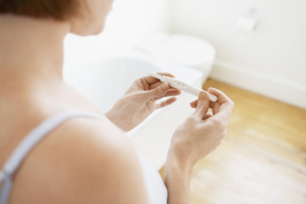 knipeøver gravid studie test