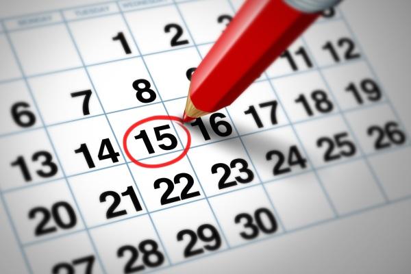 Menstruasjonssyklusen dag for dag